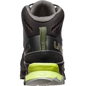 La Sportiva Stream GTX Surround Shoes Men Carbon/Apple Green
